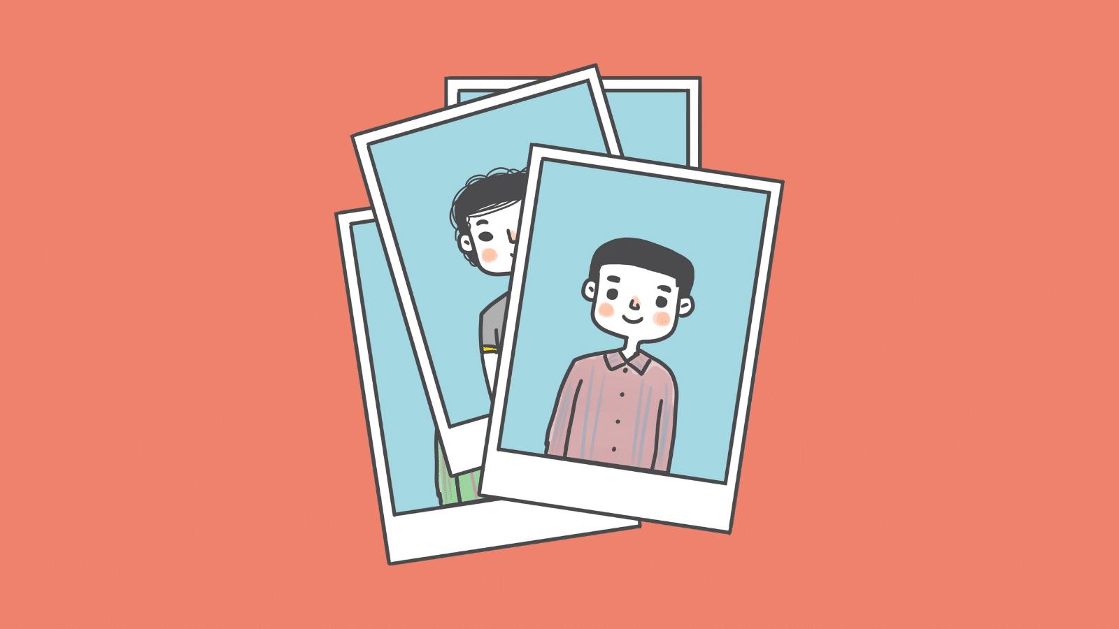 ウーバーイーツの紹介コードURLで表示される顔写真は非公開に出来るの?